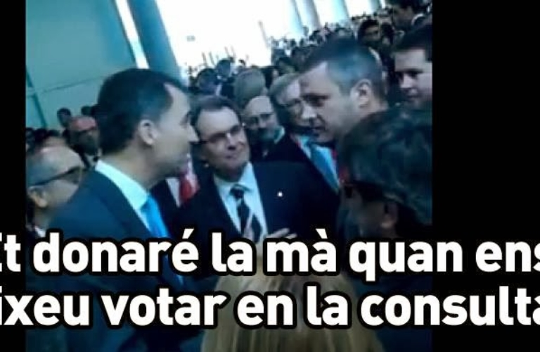 Àlex FENOLL vs Felip VI
