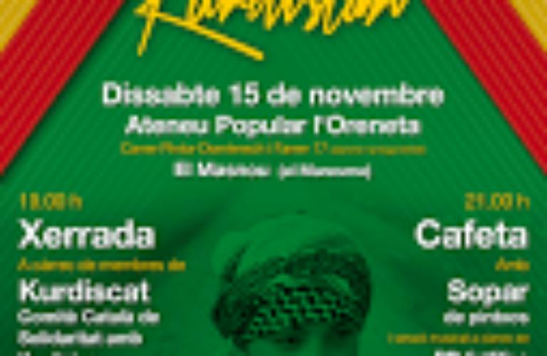 Acte de dissabte a El Masnou organitzat per Endavant (OSAN)