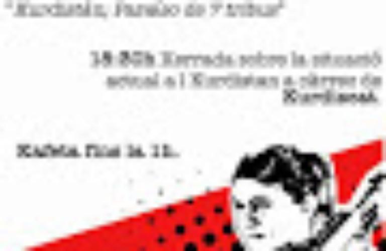 A Sabadell es realitzarà tota una jornada de solidaritat amb el poble kurd
